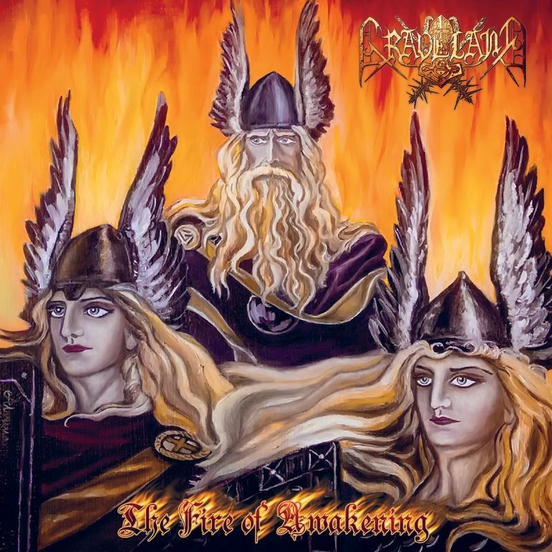 Graveland - The Fire of Awakening - CD (Re-recorded)