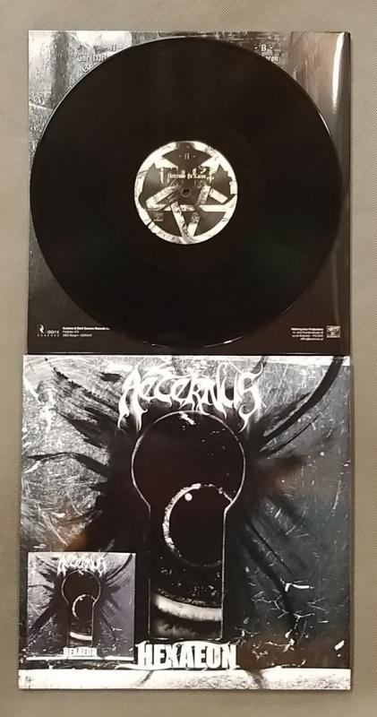 Aeternus - HeXaeon - Gatefold LP