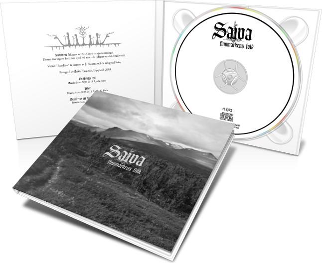 Saiva – Finnmarkens folk - DigiCD