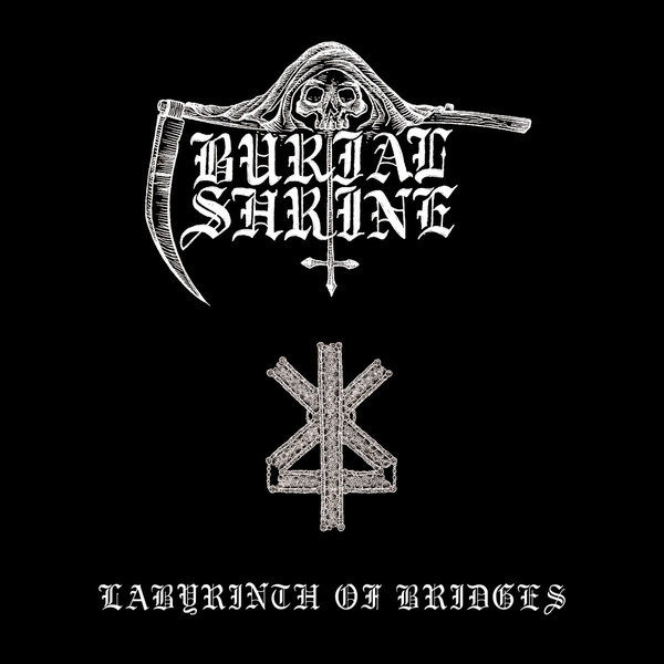 Burial Shrine - Labyrinth of Bridges - CD