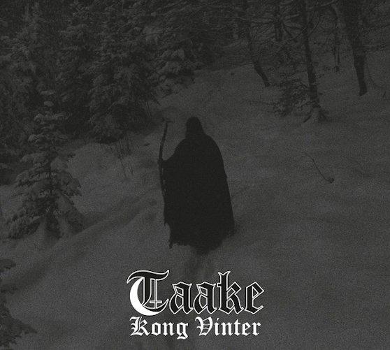 Taake - Kong vinter - Digipak CD