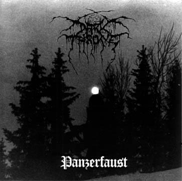 Darkthrone - Panzerfaust - CD
