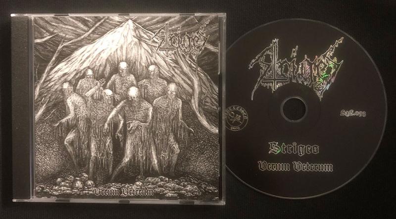 Striges - Verum Veterum - CD