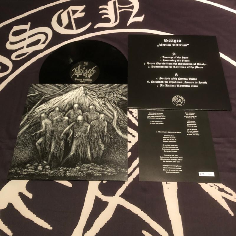 Striges - Verum Veterum - LP