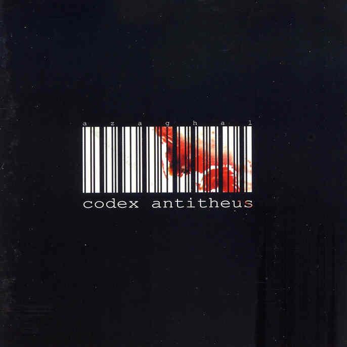 Azaghal - Codex Antitheus - CD