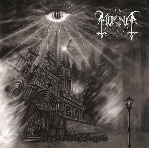 Horna - Askel Lähempänä Saatanaa - Digipak CD