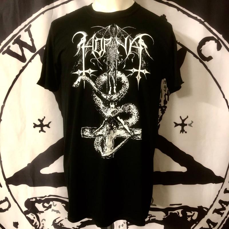 Horna - Devil Intimate - T-Shirt