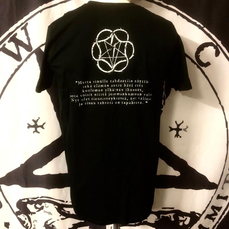Horna - Haudattujen Tähtien Yö - T-Shirt