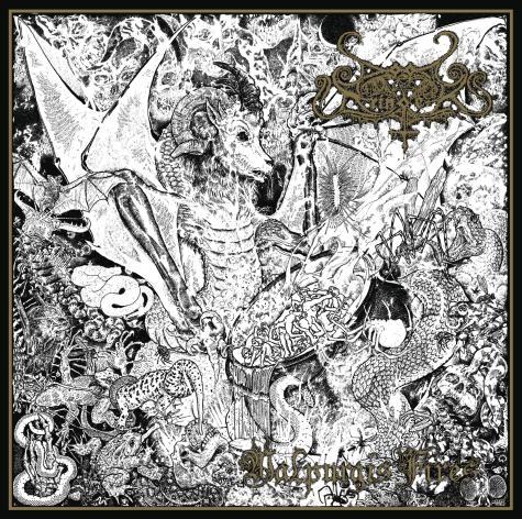Doombringer - Walpurgis Fires - Gatefold LP