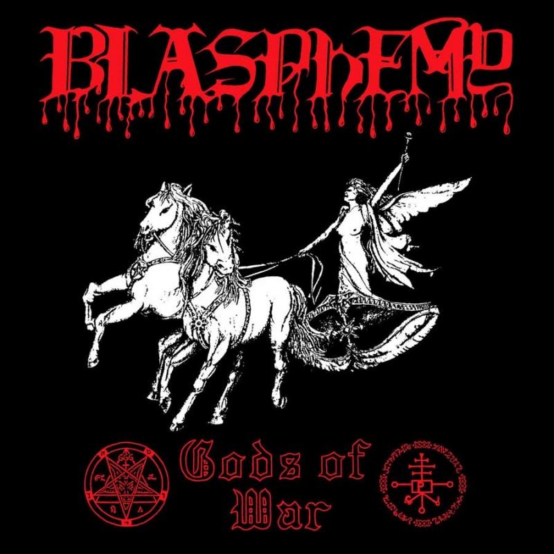 Blasphemy - Gods of War - Gatefold LP