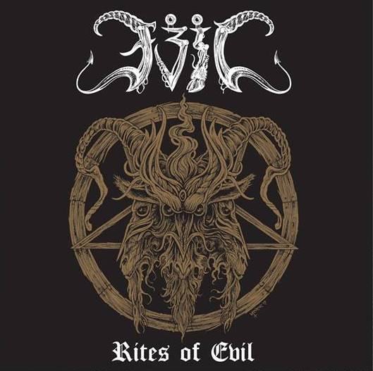 Evil - Rites Of Evil - LP
