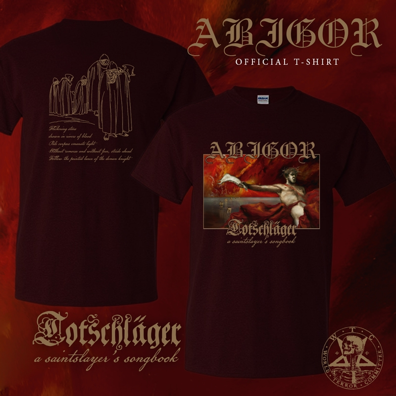 Abigor - Totschläger (A Saintslayers Songbook) - T-Shirt