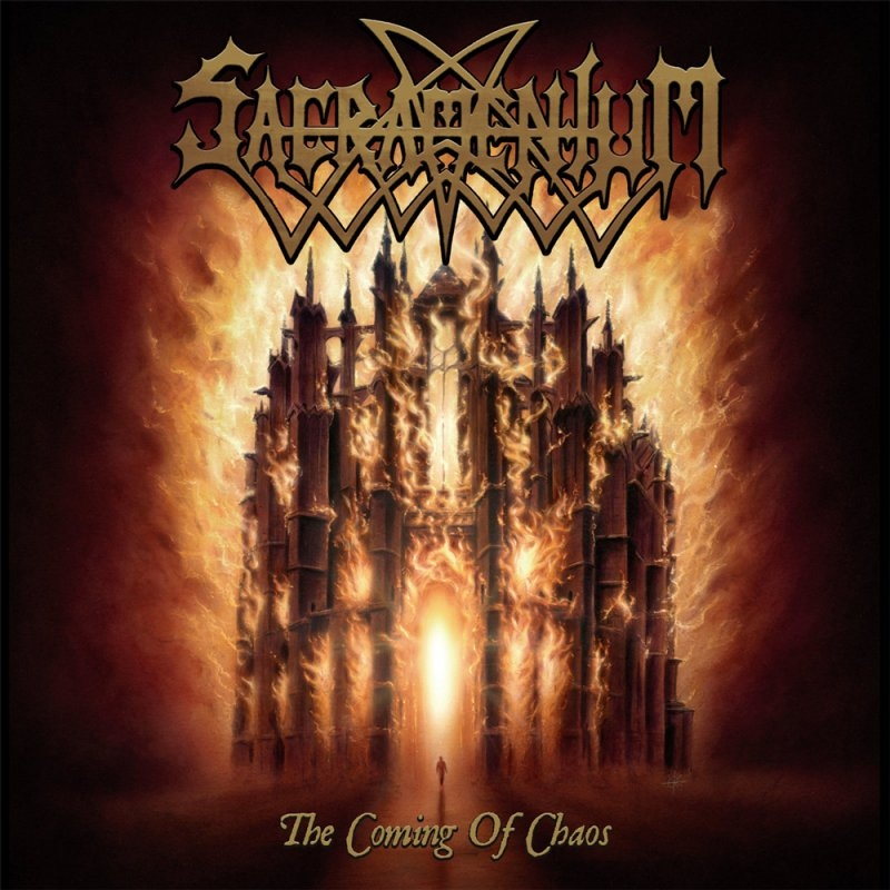Sacramentum - The coming of chaos - CD
