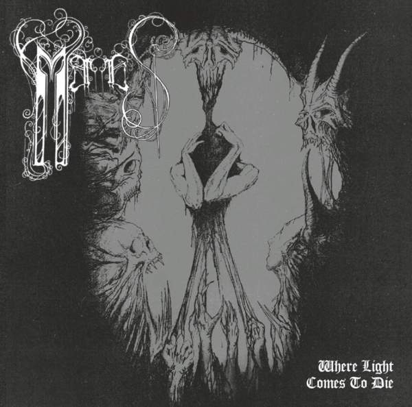Marras - Where the light comes to die - LP
