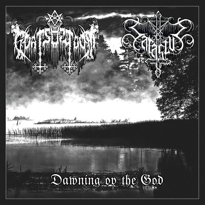 Goats of Doom / Sarastus - Dawning ov the God - CD