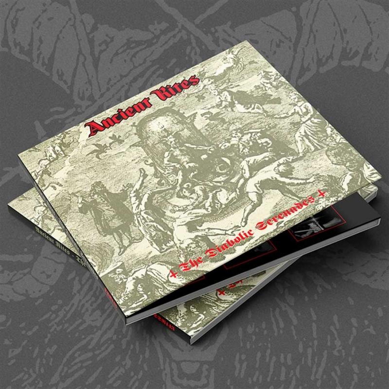 Ancient Rites - The Diabolic Serenades - Digipak CD