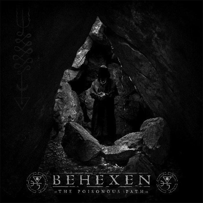 Behexen - The Poisonous Path - Digipak CD