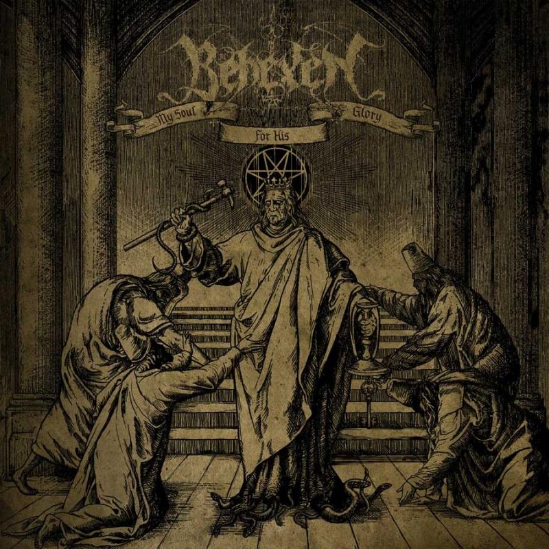 Behexen - My Soul For His Glory - Digipak CD