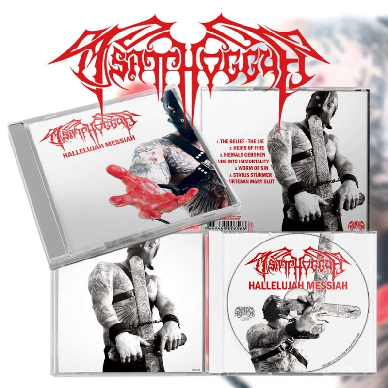 Tsatthoggua - Hallelujah Messiah - CD