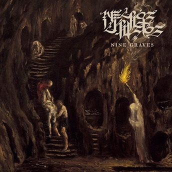 Necros Christos - Nine Graves - LP