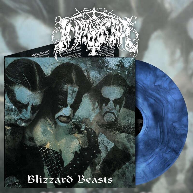 Immortal - Blizzard Beasts - Gatefold LP