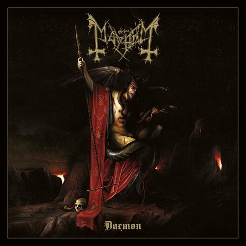 Mayhem - Daemon - CD