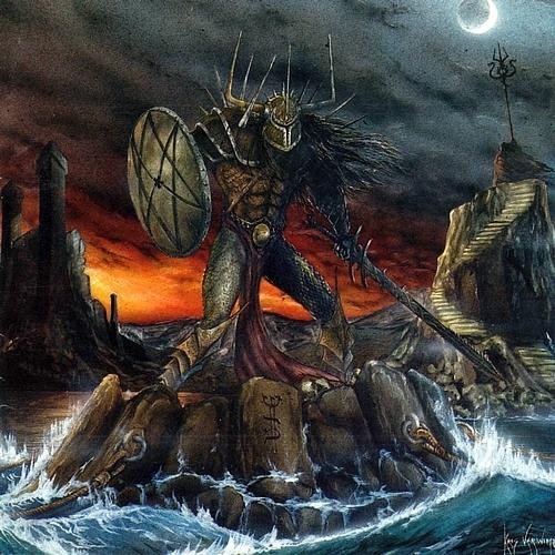 Absu - The Sun of Tiphareth - Gatefold LP