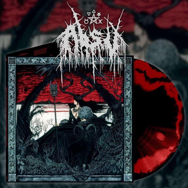 Absu - Barathrum V.I.T.R.I.O.L. - Gatefold LP