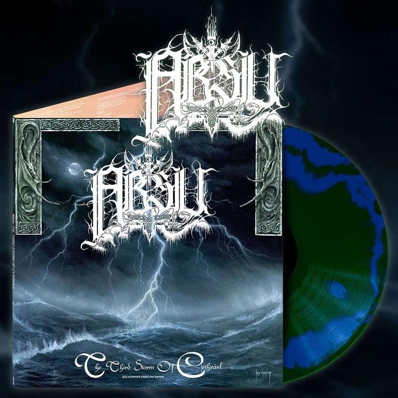 Absu - The Third Storm of Cythraul - Gatefold LP