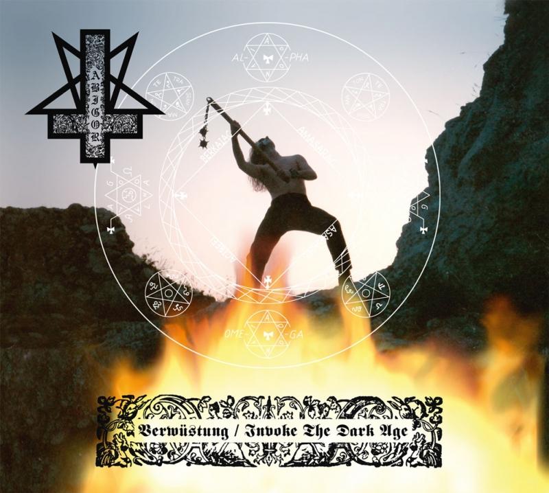 Abigor - Verwüstung / Invoke the Dark Age - Digipak CD