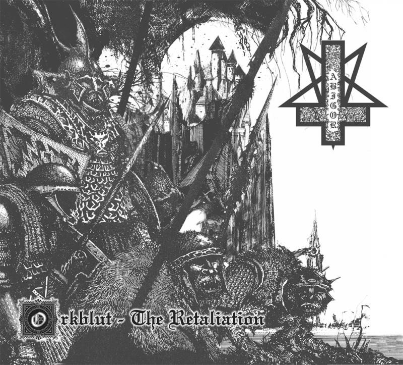 Abigor - Orkblut - The Retaliation - Digipak CD
