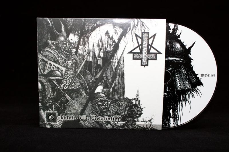 Abigor - Orkblut - The Retaliation - Digipak CD - PRE-ORDER