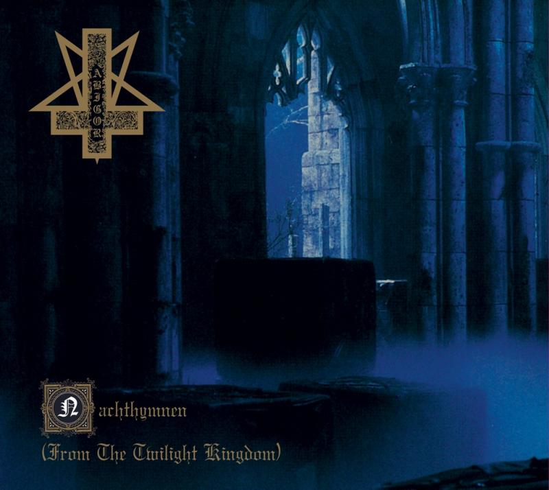 Abigor - Nachthymnen (From the Twilight Kingdom) - Digipak CD - PRE-ORDER