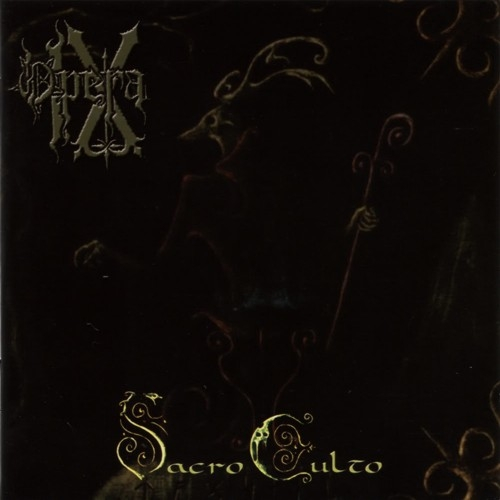 Opera IX - Sacro culto - CD