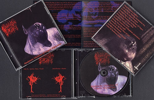 Prosanctus Inferi - Pandemonic Ululations of Vesperic ... - CD