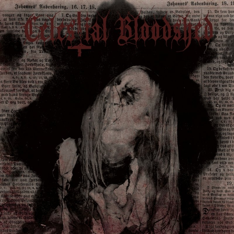 Celestial Bloodshed - Cursed, Scarred and Forever Possessed - Digipak CD