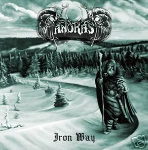 Andras - Iron Way - CD