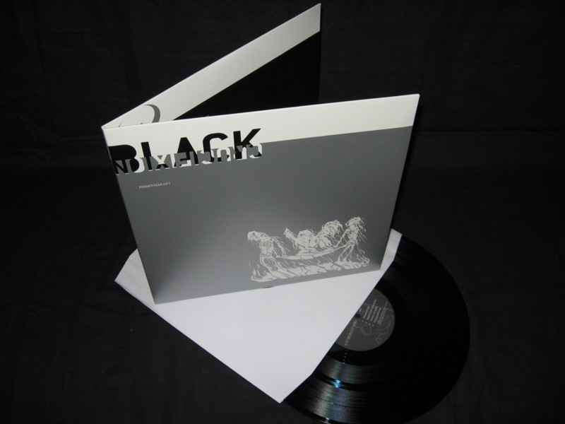 Black Crucifixion - Promethean Gift - LP