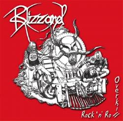 Blizzard - Rock n Roll Overkill - LP