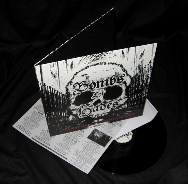 Bombs of Hades - Chambers Of Abominations - LP