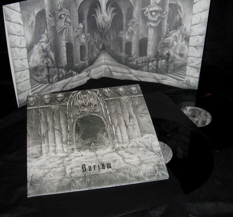 Burzum - From the Depths of Darkness - DLP