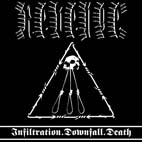 Revenge - Infiltration.Downfall.Death - CD