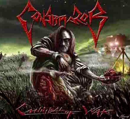 Conspirator - Cannibal of War - LP