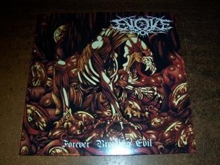 Evoke - Forever Breeding Evil - LP