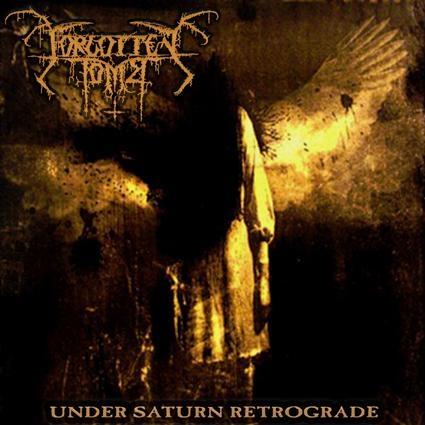 Forgotten Tomb - Under Saturn Retrograde - LP