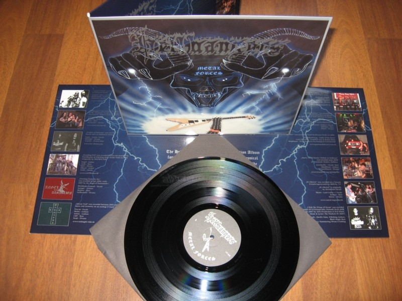 V/A - Hellbangers Metal Forces - LP