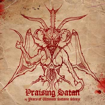 Heretic - Praising Satan - LP