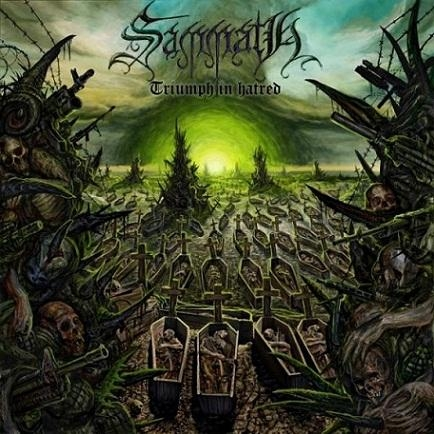 Sammath - Triumph in Hatred - CD