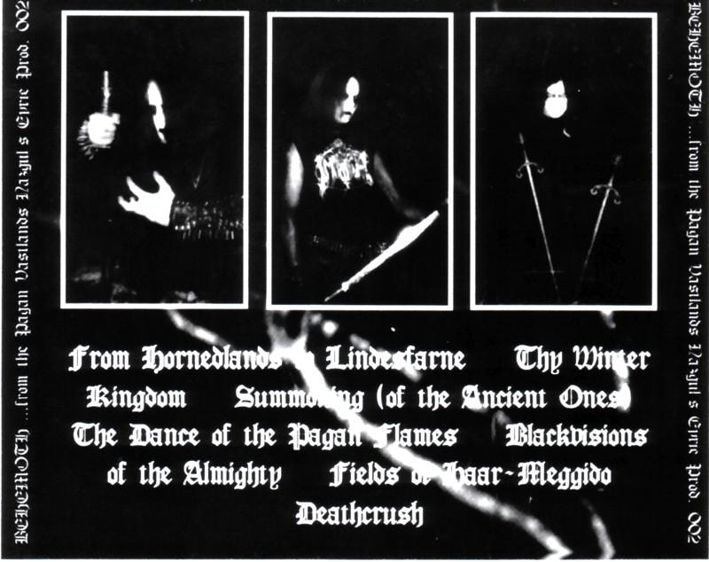 Behemoth - ...From the Pagan Vastlands - CD
