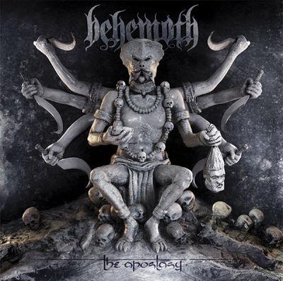 Behemoth - The Apostasy - CD